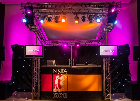 Nikita Discoshow Party